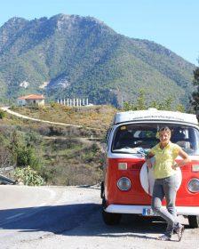 Andalusien mit VW Bulli