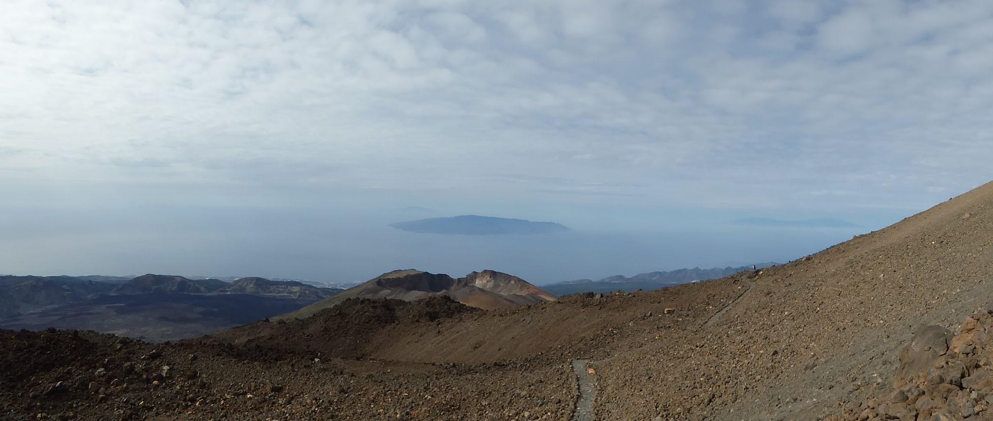 Aussicht Teide