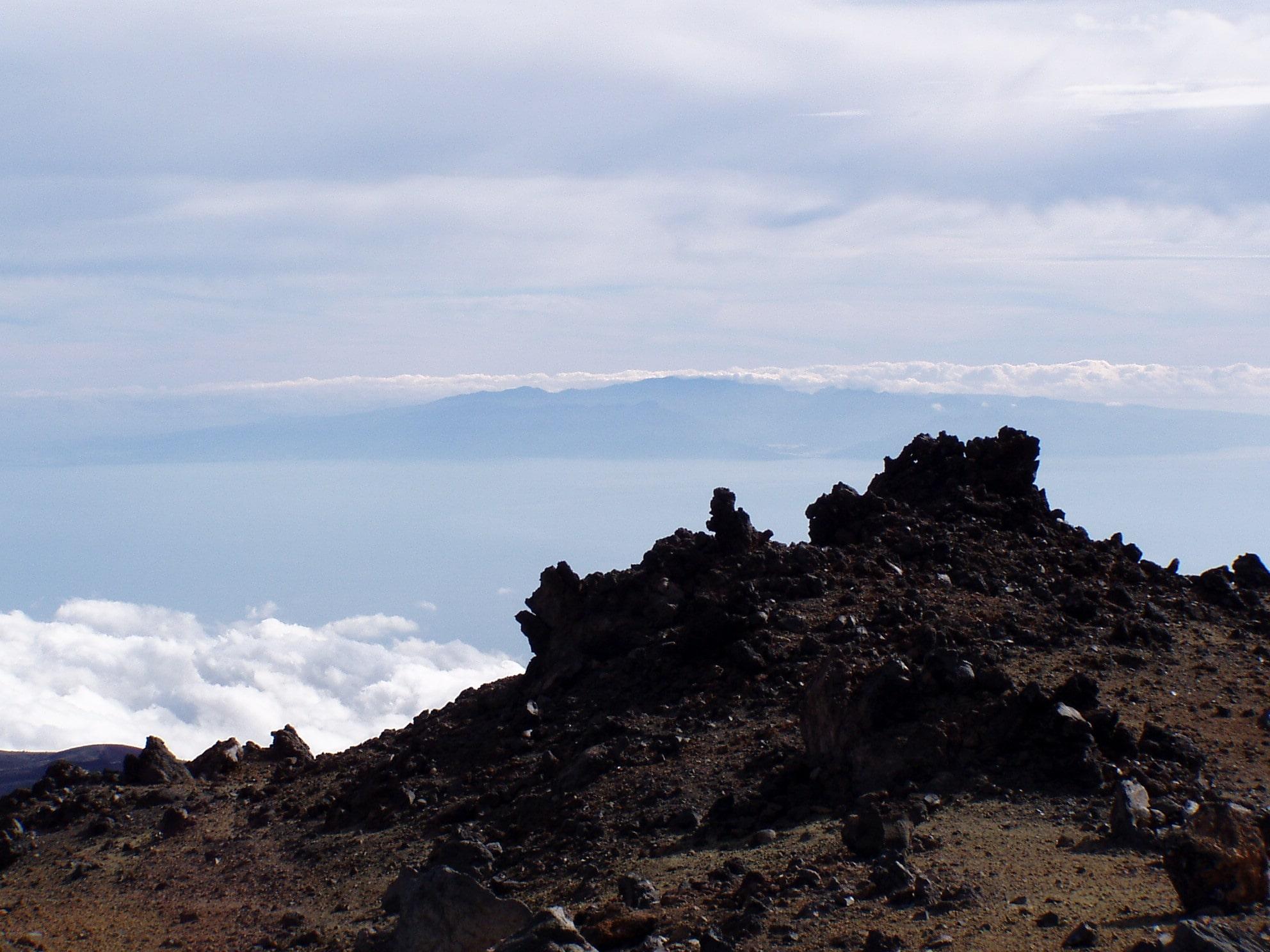 Aussicht vom Teide