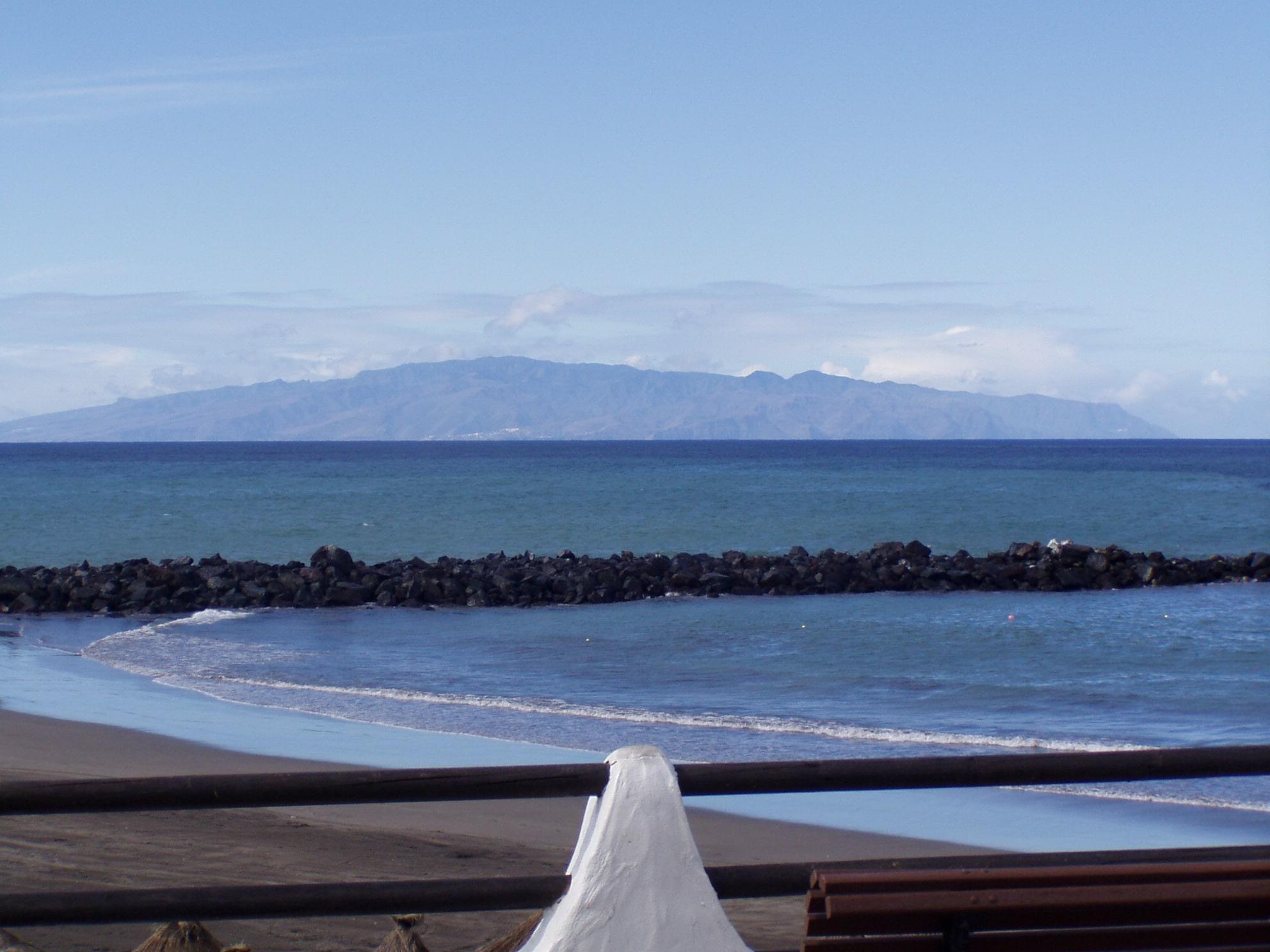 La Gomera Aussicht