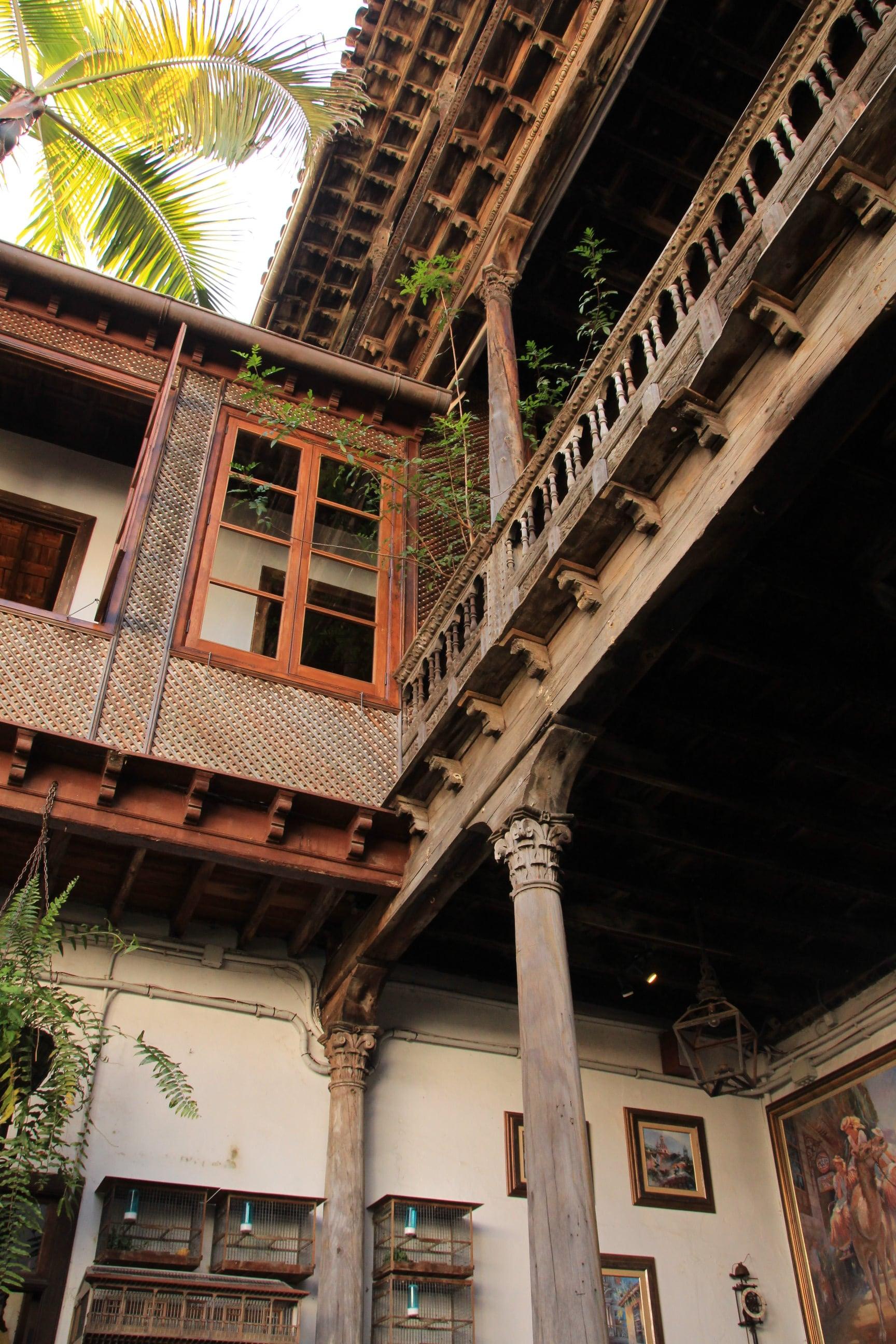 La Orotava Casa de los Balcones 2
