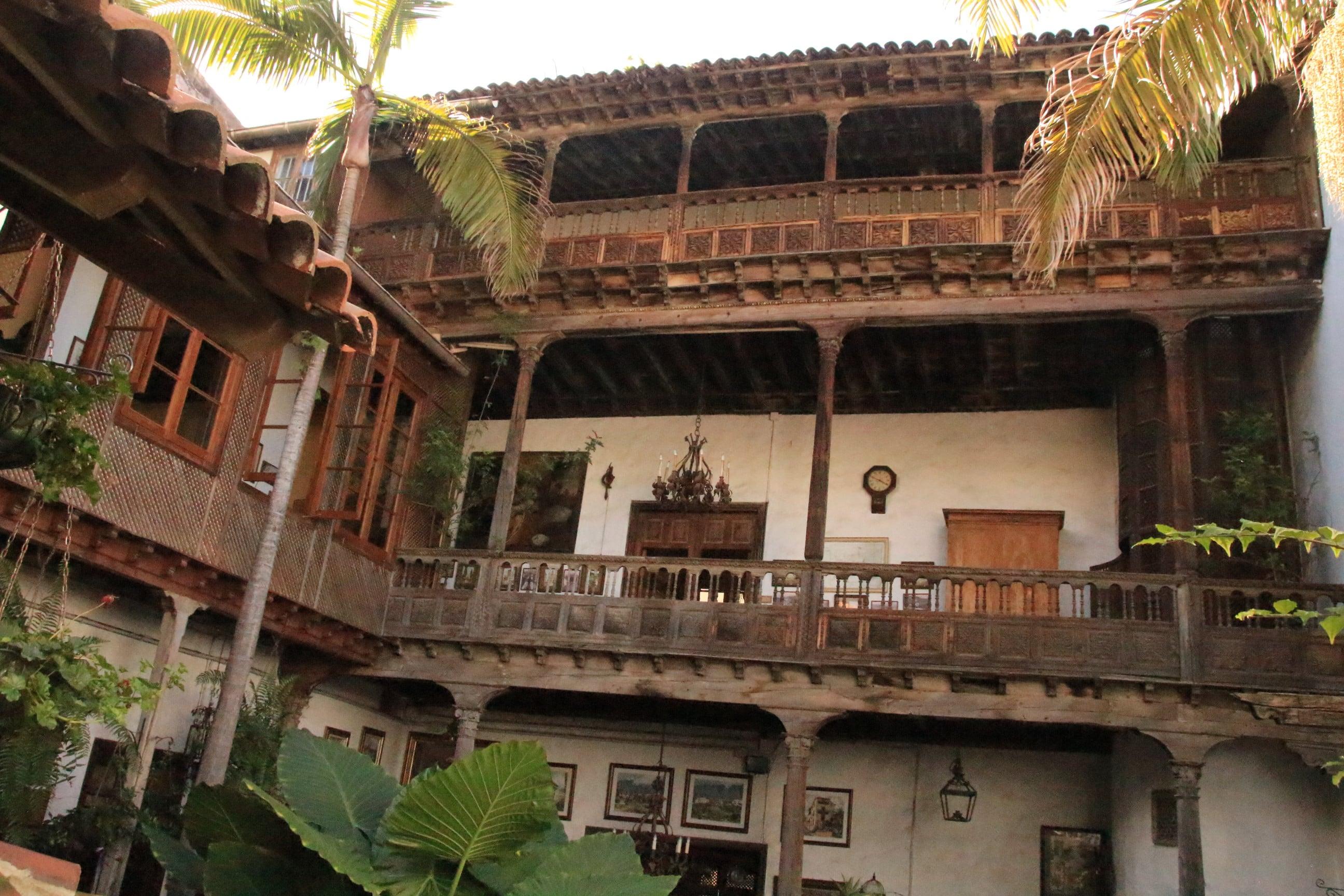 La Orotava Casa de los Balcones 3