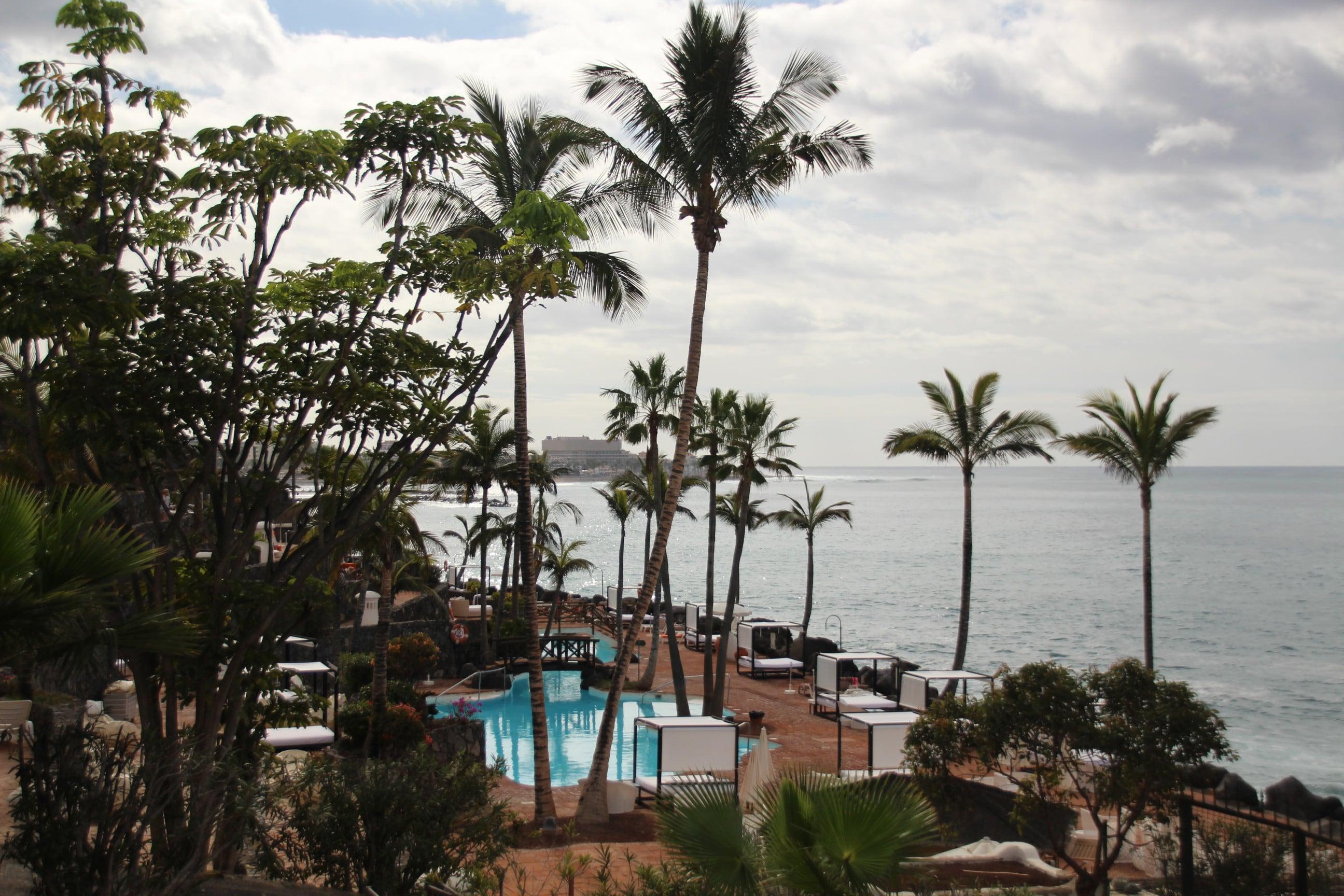 Playa de las Americas Anlage