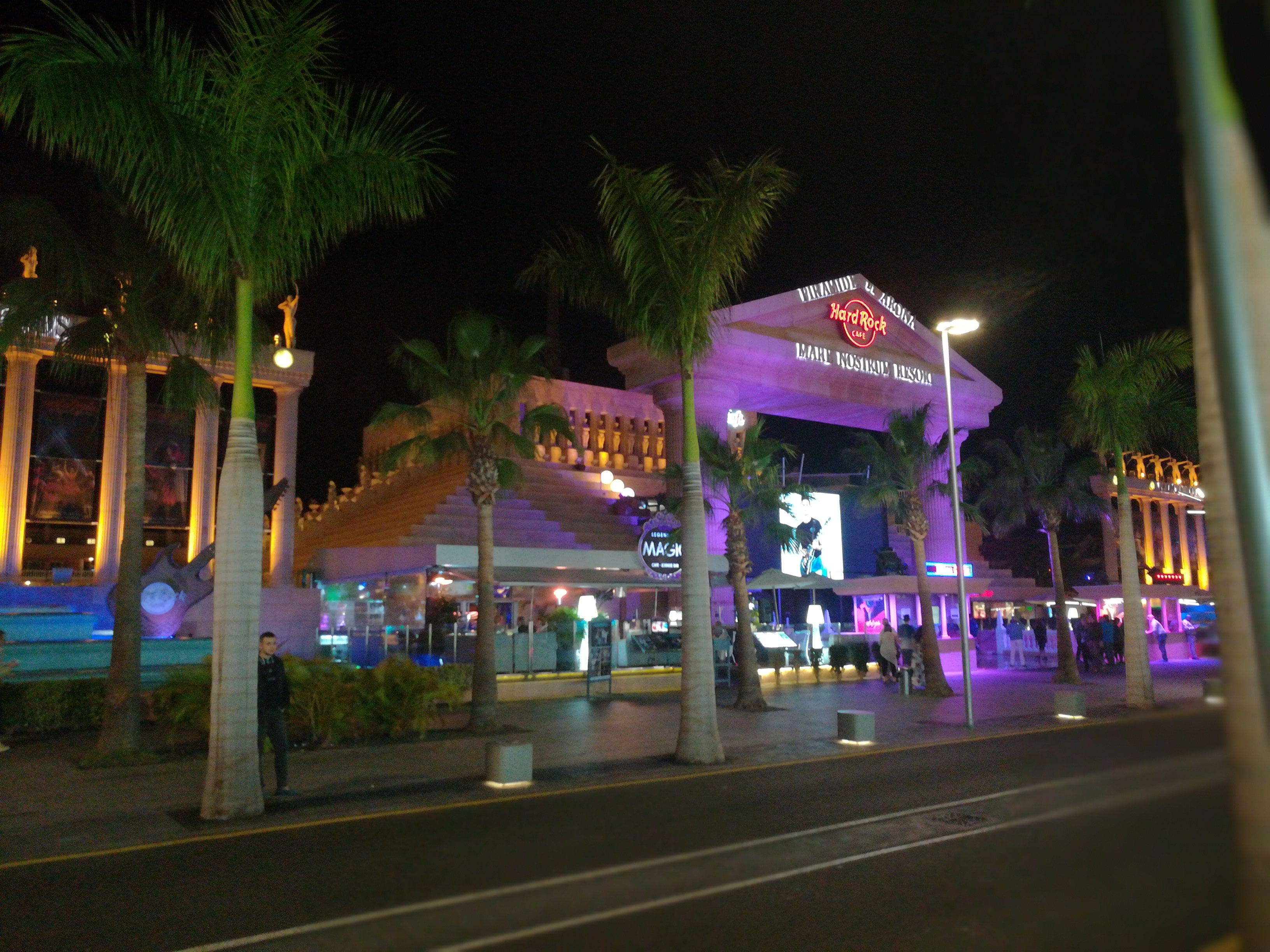 Los Cristianos_ Hard Rock Cafe