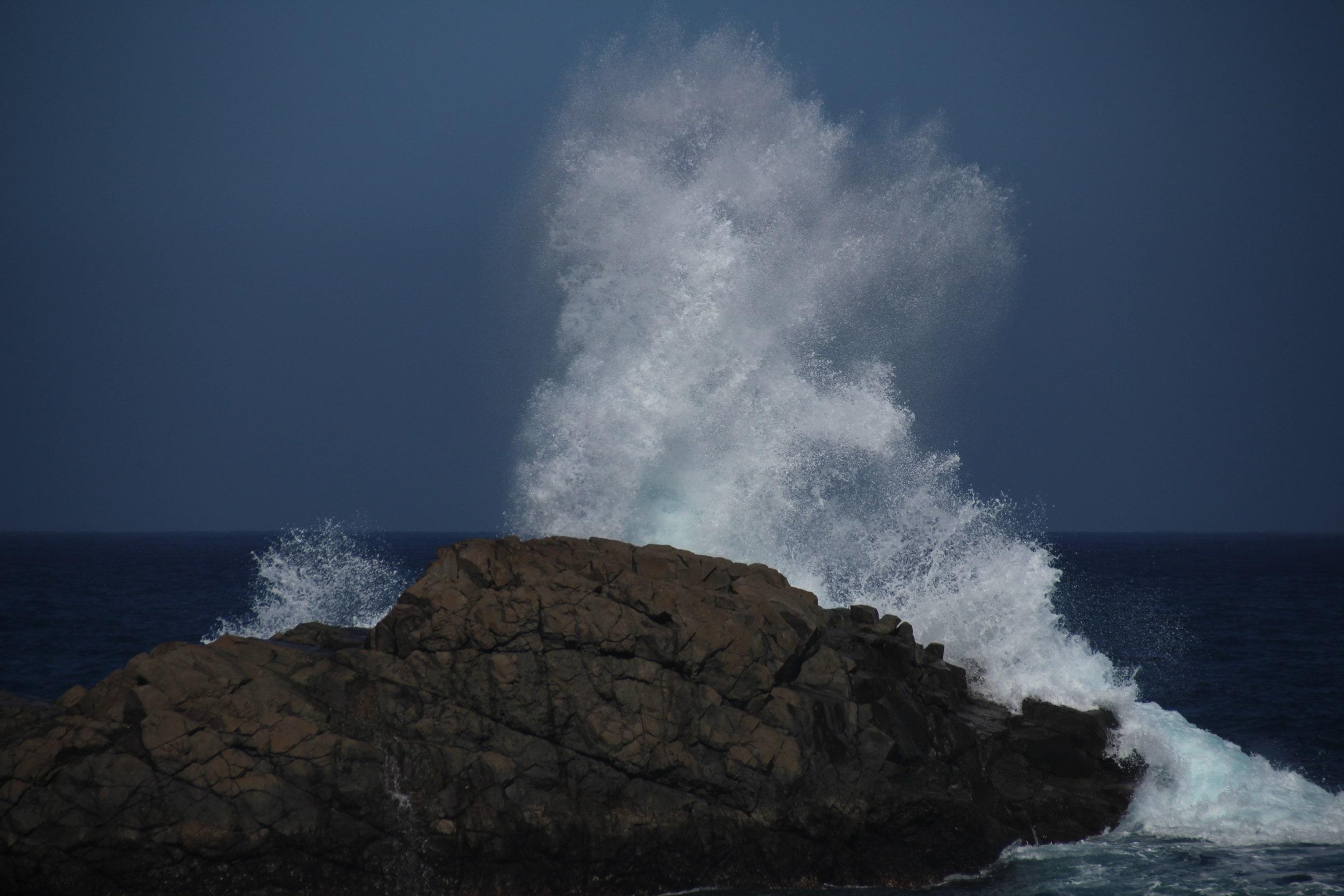 Norden Küste Welle