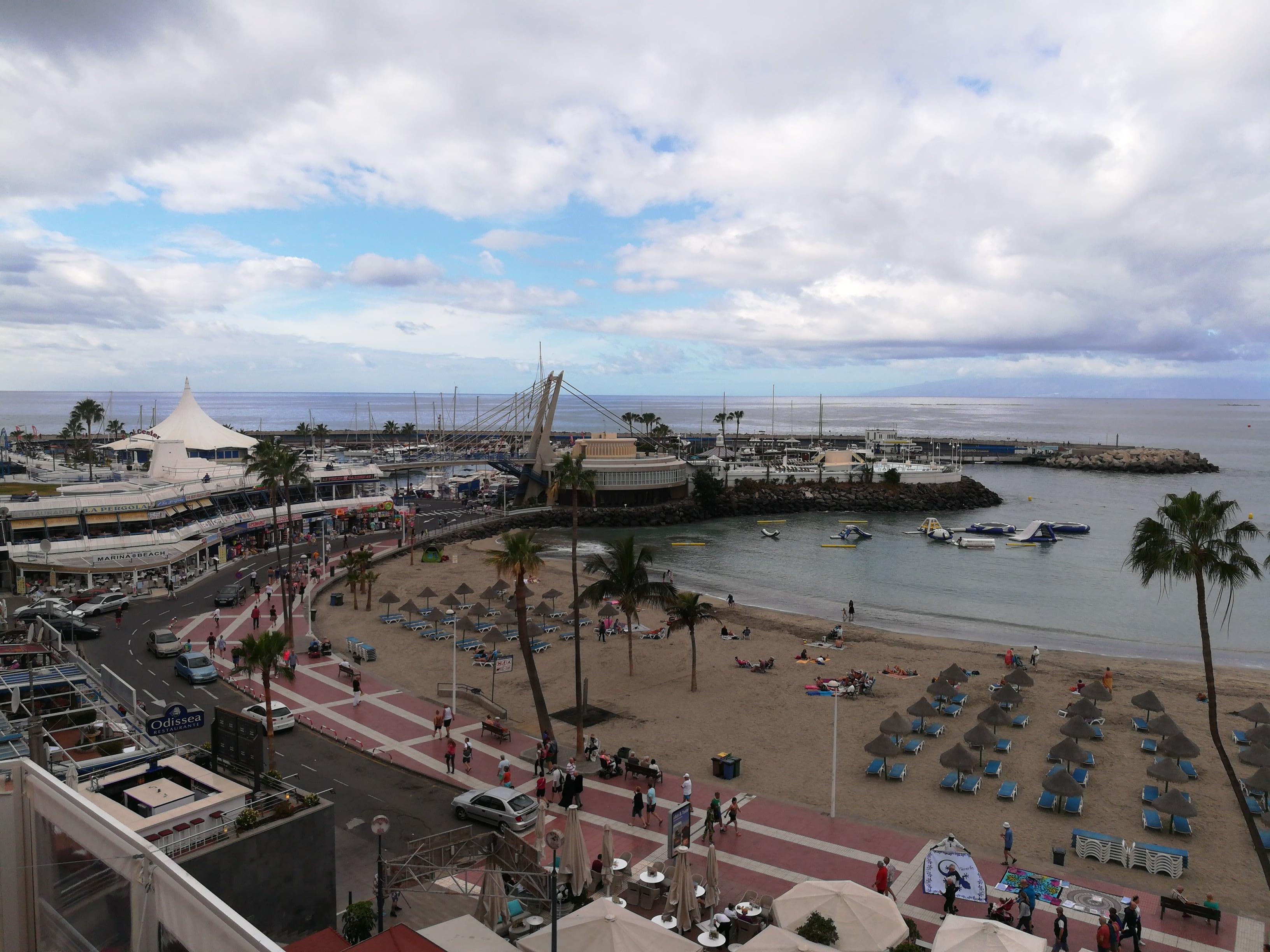 Playa de las Americas Strand