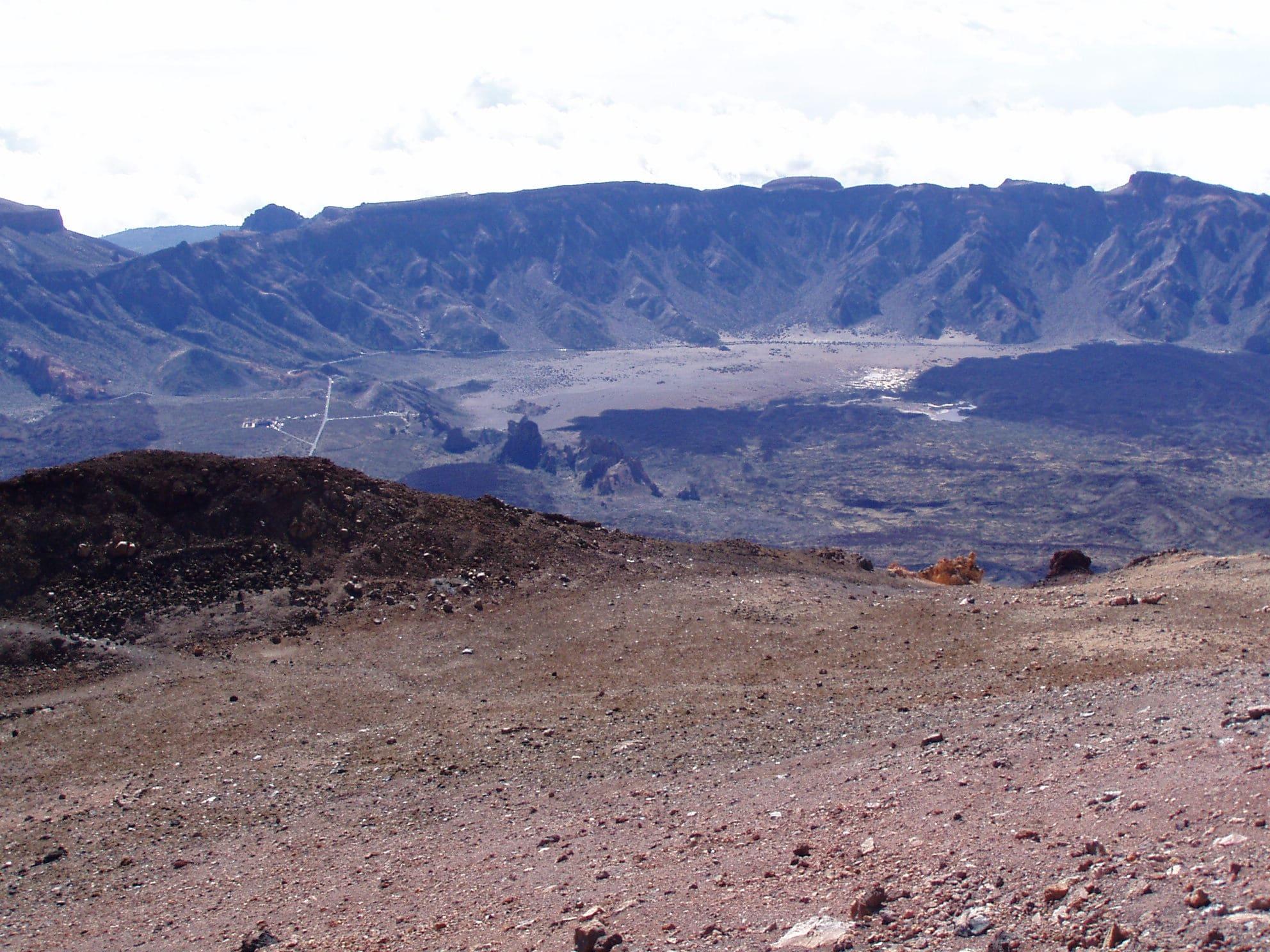 Teide Caldera