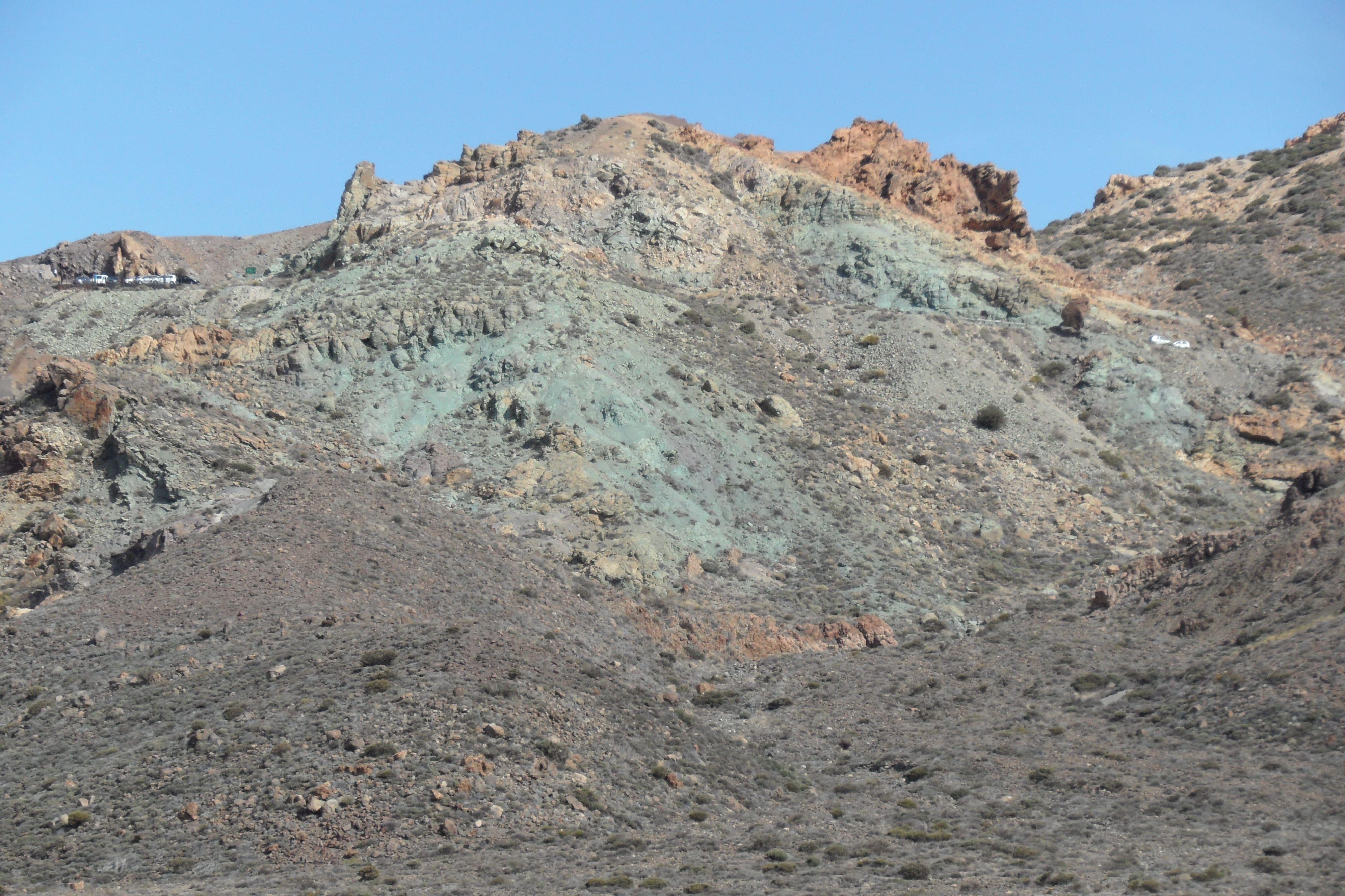 Teide Nationalpark Azulejos