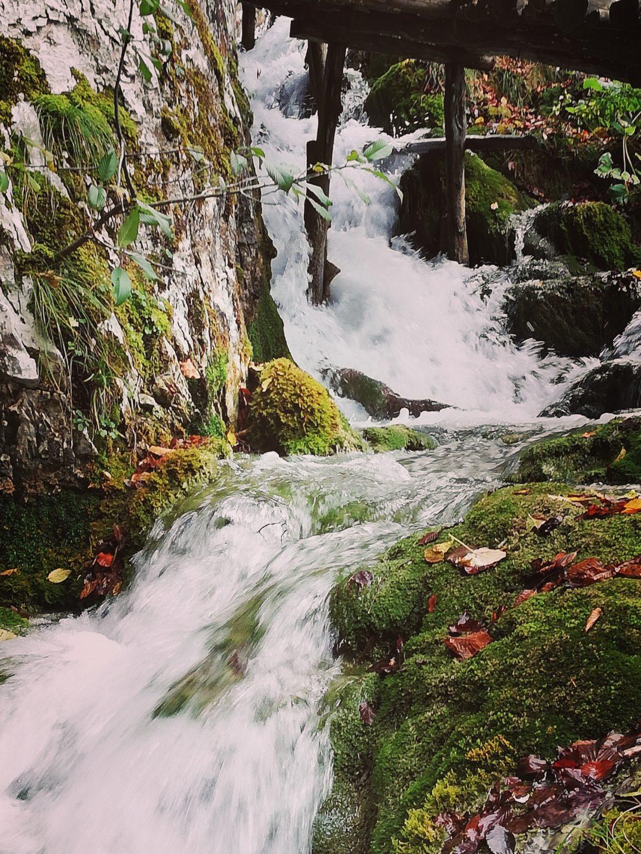 Wasserfall Natur