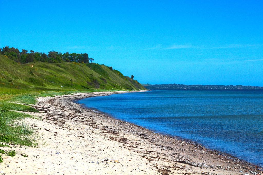 Küste Dänemark bei Arhus