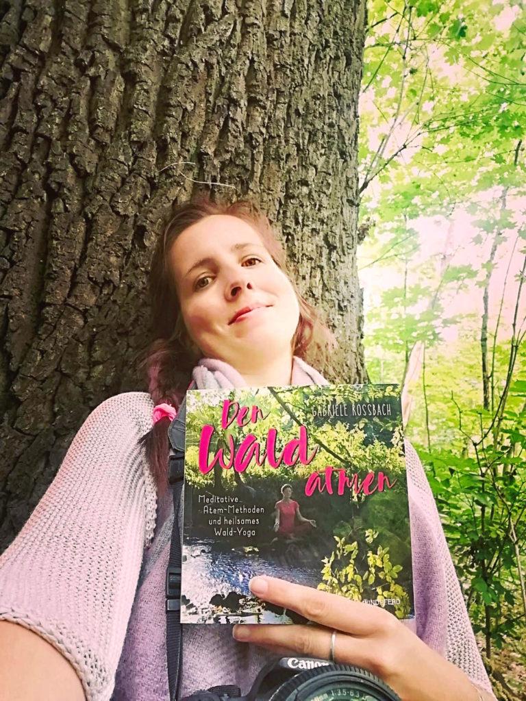 Den Wald atmen Buch gewinnen