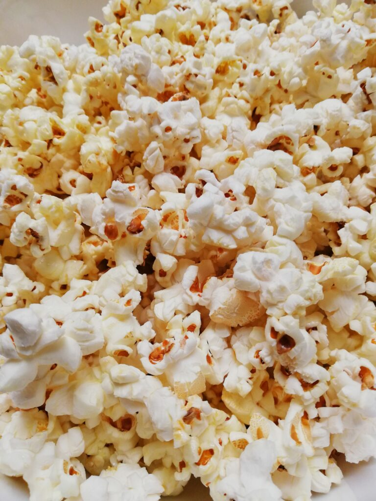 Popcorn Kinoabend