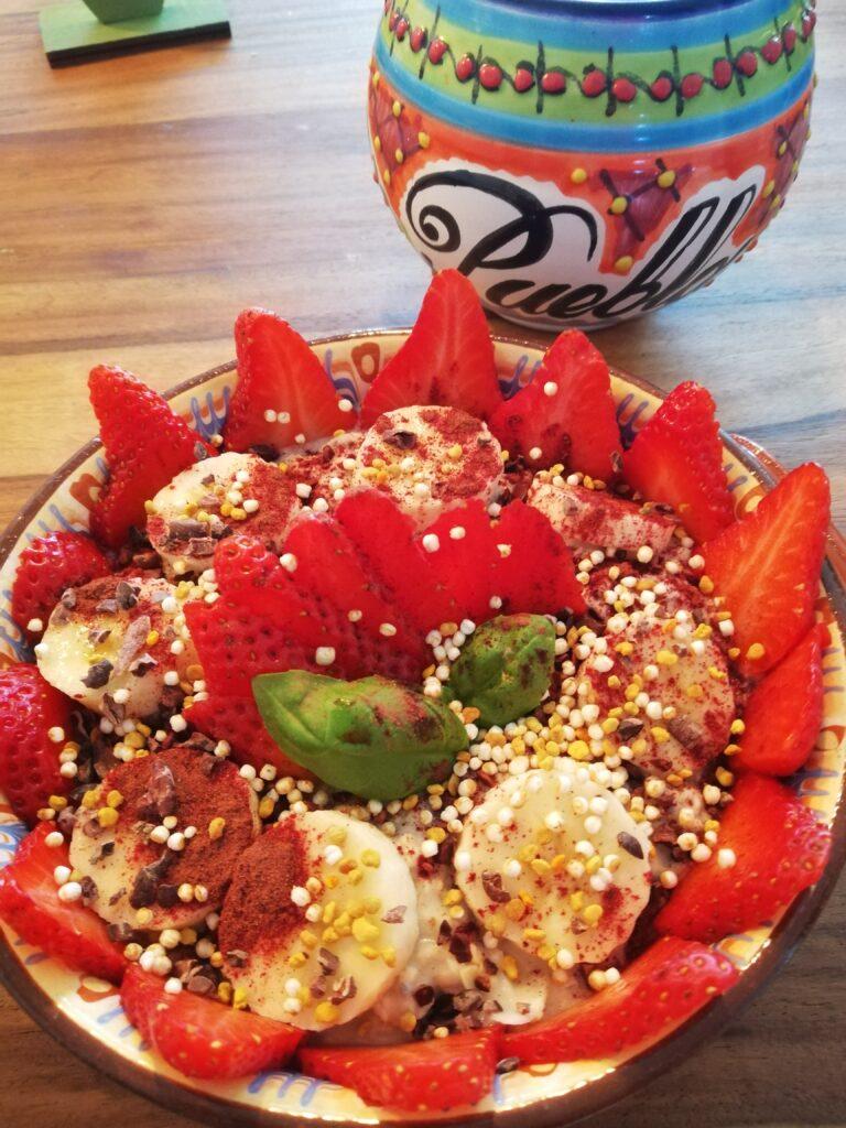 Porridge Mandala