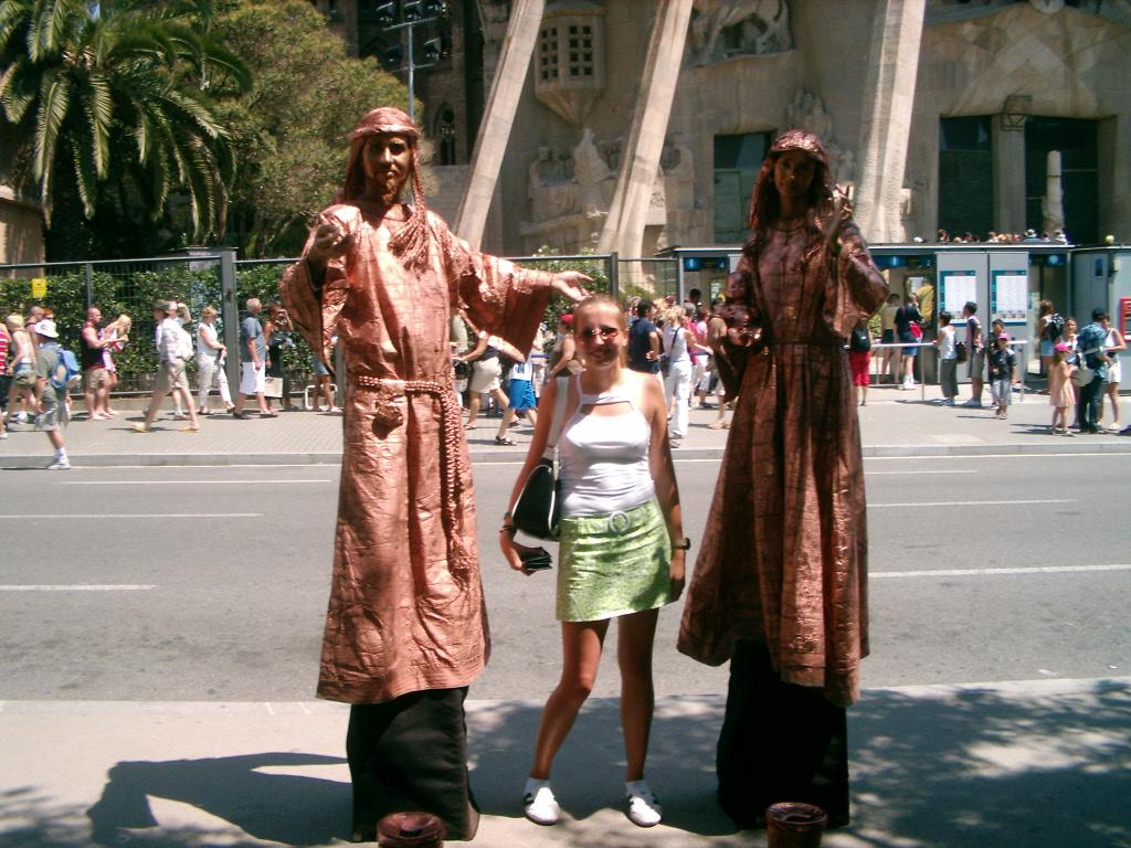 Jugendreise Barcelona